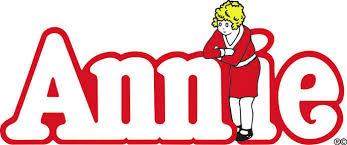 Annie the Musical Show Logo