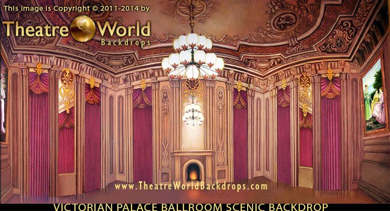 Theatreworld Looking Forward To Usitt Backdrop Showcase