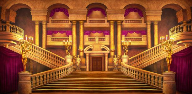 Grand Theatre Foyer Scenic Backdrops