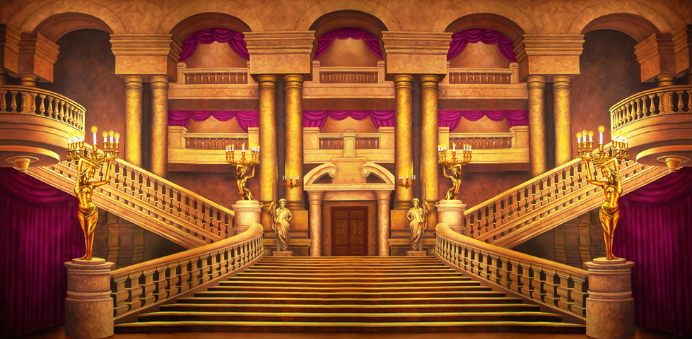 Stage Backdrops Going Beyond The Script Theatreworld S