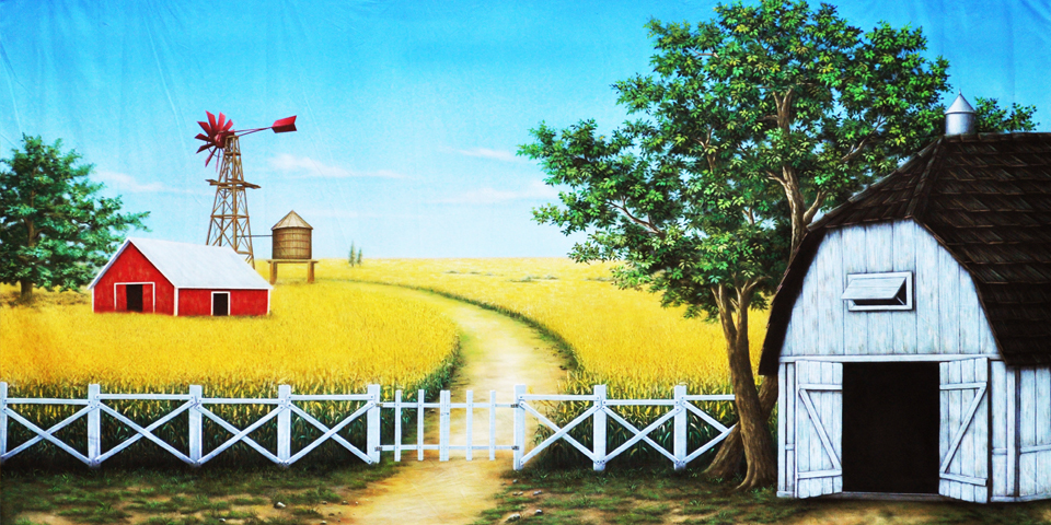 Wizard Of Oz Farm Pictures To Pin On Pinterest