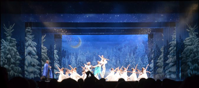 TAYB - Land of Snow Scenic Backdrop