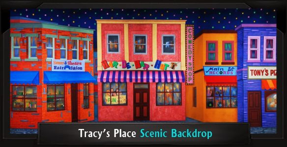 Tracy's Place Scenic Backdrop